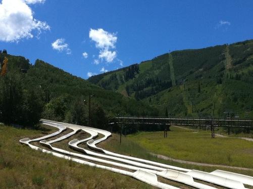 Park City Alpine Slide