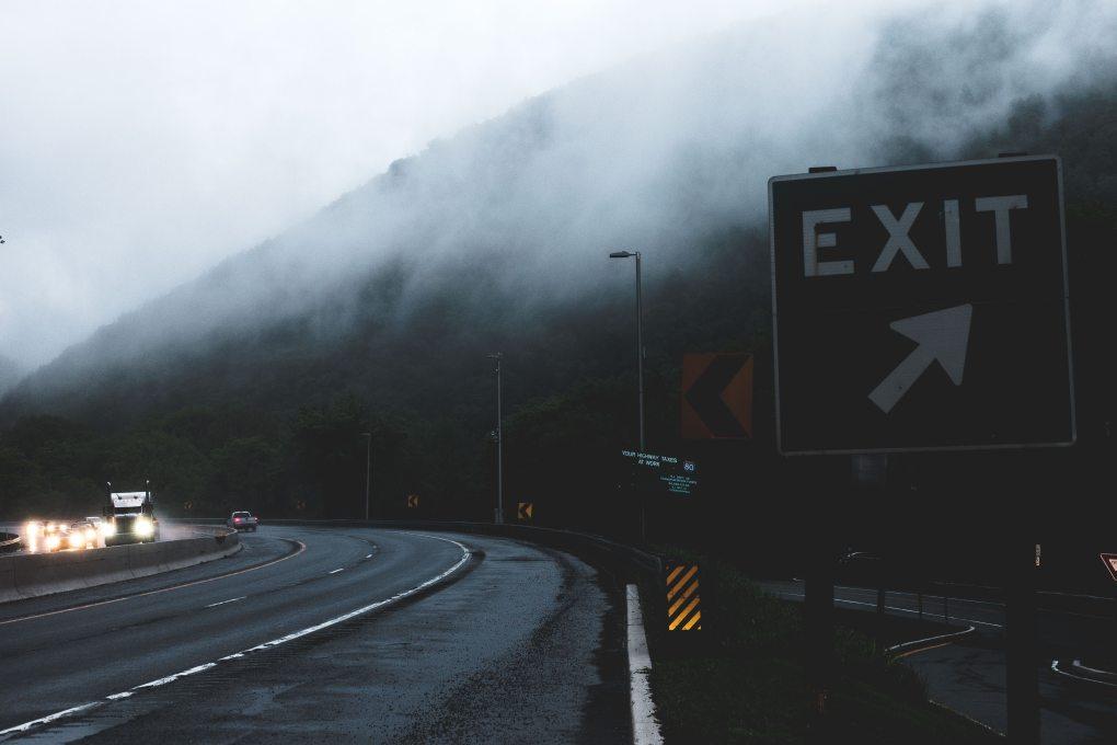 highway exitt